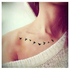 Tatouages sont de plus en plus tendance