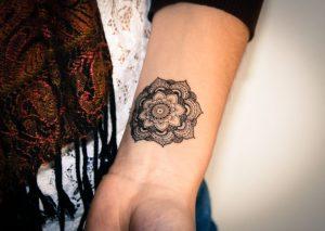 Les avantages du tatouage éphémère